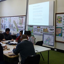 Participation Workshop On New Community Planning